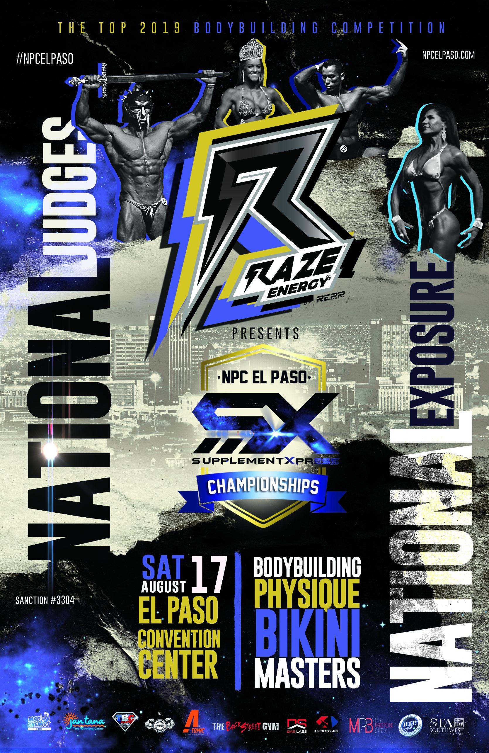 NPC El Paso, TX SX Championships at the El Paso Convention Center